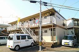 福岡県福岡市博多区西春町1丁目の賃貸アパートの外観
