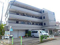 ビーブル南大沢[4階]の外観
