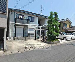 京都府京都市西京区松尾大利町の賃貸アパートの外観