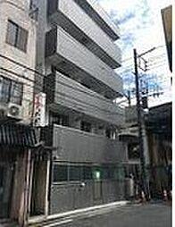 リアン駅前マンション[1階]の外観