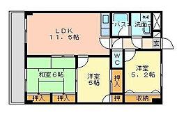 シャルム中井[506号室]の外観