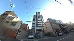 レジュールアッシュ玉造[13階]の外観