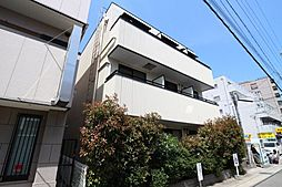 兵庫県神戸市須磨区須磨浦通4丁目の賃貸マンションの外観
