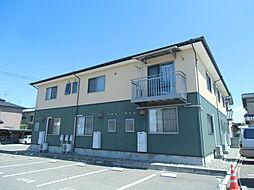 新潟県新潟市東区向陽3丁目の賃貸アパートの外観