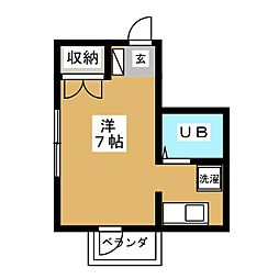 武蔵小金井駅 5.0万円