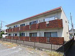 埼玉県川越市大字上戸の賃貸マンションの外観