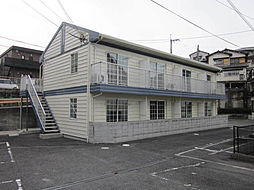 バーズヒル[2階]の外観