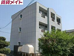 ノーブル夏生マンション[3階]の外観