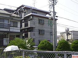 愛知県名古屋市瑞穂区竹田町3丁目の賃貸マンションの外観