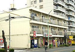 西川口ガルボビル[2階]の外観