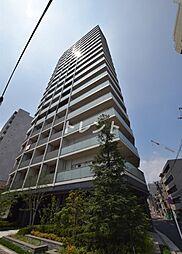 パークリュクス白金高輪[7階]の外観