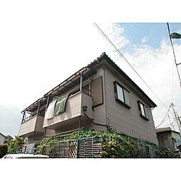 ハイムTOKIWA[201号室]の外観