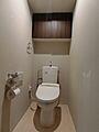 トイレ(吊戸棚...