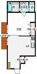 十条ハウス[1階]の間取り