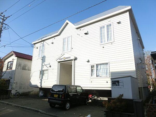 ケントハウス 2階の賃貸【北海道 / 札幌市北区】