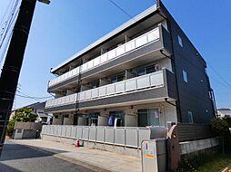 千葉県習志野市藤崎5丁目の賃貸マンションの外観
