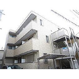 東京都品川区中延4丁目の賃貸アパートの外観