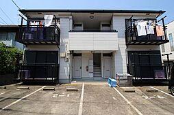 レイハウス[202号室]の外観
