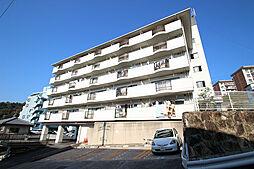 広島県広島市東区牛田早稲田4丁目の賃貸マンションの外観