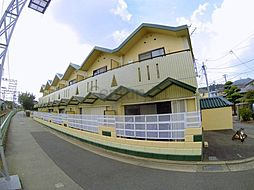 兵庫県宝塚市山本東1丁目の賃貸マンションの外観