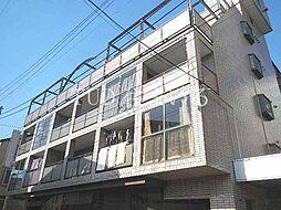 東京都北区滝野川7丁目の賃貸マンションの外観