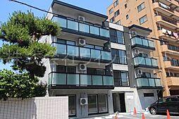 北海道札幌市中央区南四条西25丁目の賃貸マンションの外観
