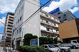 石川マンション[5階]の外観