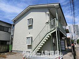 コモド・ヒル2[2階]の外観