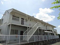 兵庫県西宮市山口町上山口4丁目の賃貸アパートの外観
