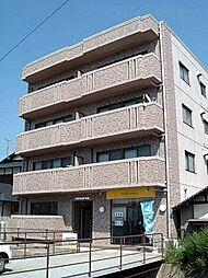 広島県江田島市沖美町三吉の賃貸マンションの外観
