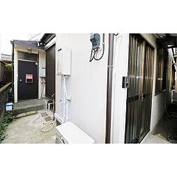 小菅2丁目貸家[1号室]の外観