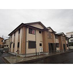 奈良県奈良市南京終町3丁目の賃貸アパートの外観