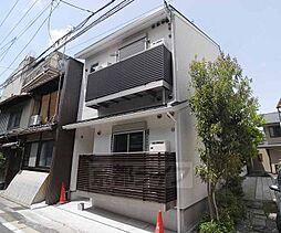 京都府京都市東山区門脇町の賃貸アパートの外観