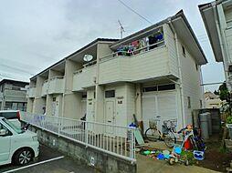 [テラスハウス] 千葉県松戸市八ヶ崎2丁目 の賃貸【/】の外観