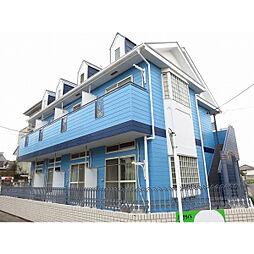 パークサイドブルー[102号室]の外観
