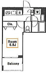 新築 仮称 横川モリタPJマンション[6階]の間取り