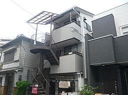 平石マンション[301号室]の外観