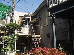 神奈川県横浜市西区浅間町4丁目の賃貸アパートの外観