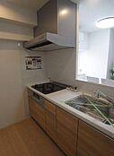 対面式システムキッチン
