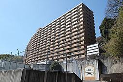 ダイアパレスウエストシティ四季の杜[15階]の外観