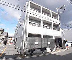 京都府京都市左京区北白川東小倉町の賃貸マンションの外観