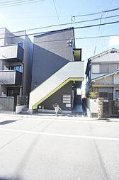 兵庫県神戸市長田区長田町6丁目の賃貸アパートの外観