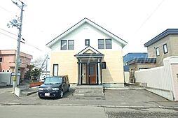 [一戸建] 北海道札幌市東区東苗穂十一条3丁目 の賃貸【/】の外観