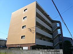 古田マンション 弁天町[4階]の外観