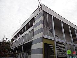 レオパレスHORI[2階]の外観