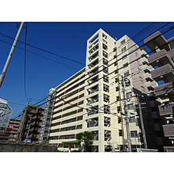 新潟県新潟市中央区川端町3丁目の賃貸マンションの外観