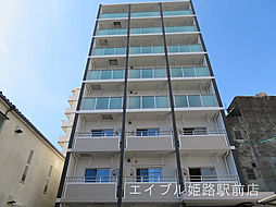 兵庫県姫路市花影町4丁目の賃貸マンションの外観