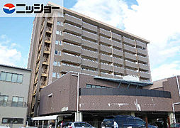 日映マンションⅢ[9階]の外観