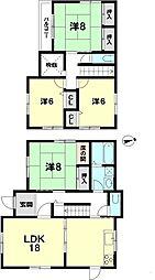南草津駅 2,180万円