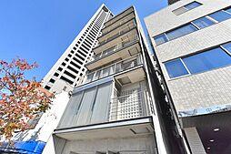 大阪府大阪市北区中之島3の賃貸マンションの外観
